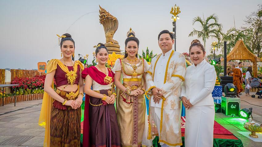 บรวงสรวงพระธาตุพนม-พญาศรีสัตตนาคราช